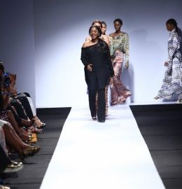 Lagos Fashion and Design Week 2015