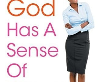 God has a sense of humor by Ebi Akpeti
