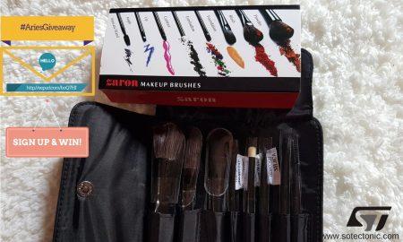 Zaron brush set