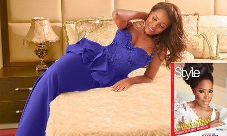Linda Ikeji for Thisday Style