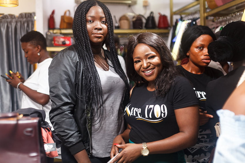 desire1709 fashion store relaunch