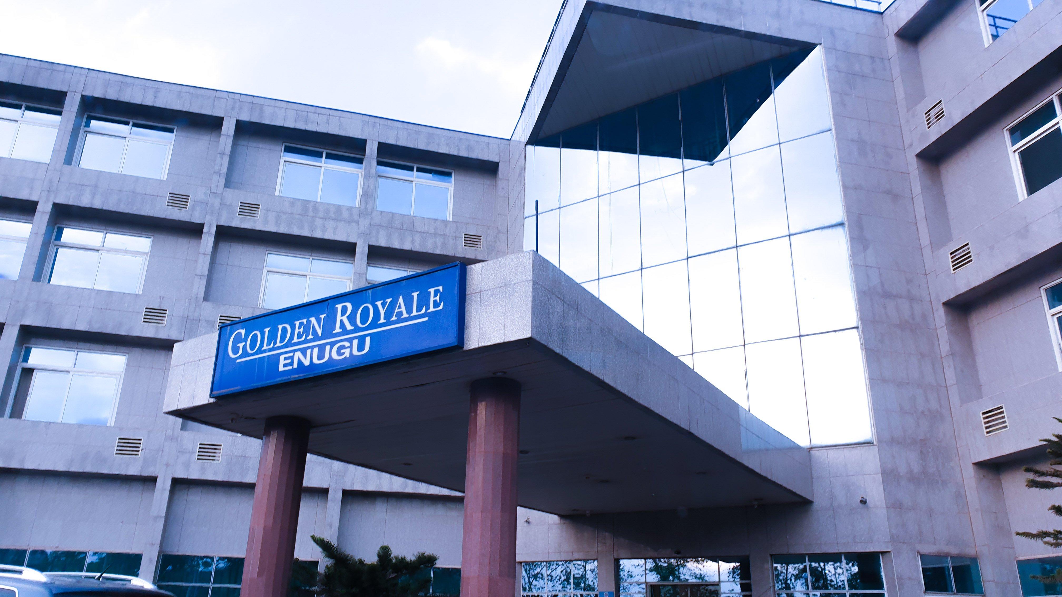 Golden Royale Hotel, Enugu