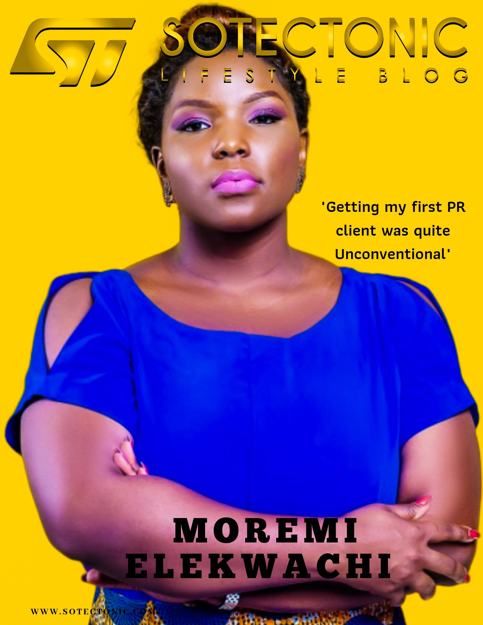 An interview with Moremi Elekwachi on Getting Your first client as a PR consultant