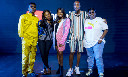 YouTube extends support to fast rising Nigerian artists