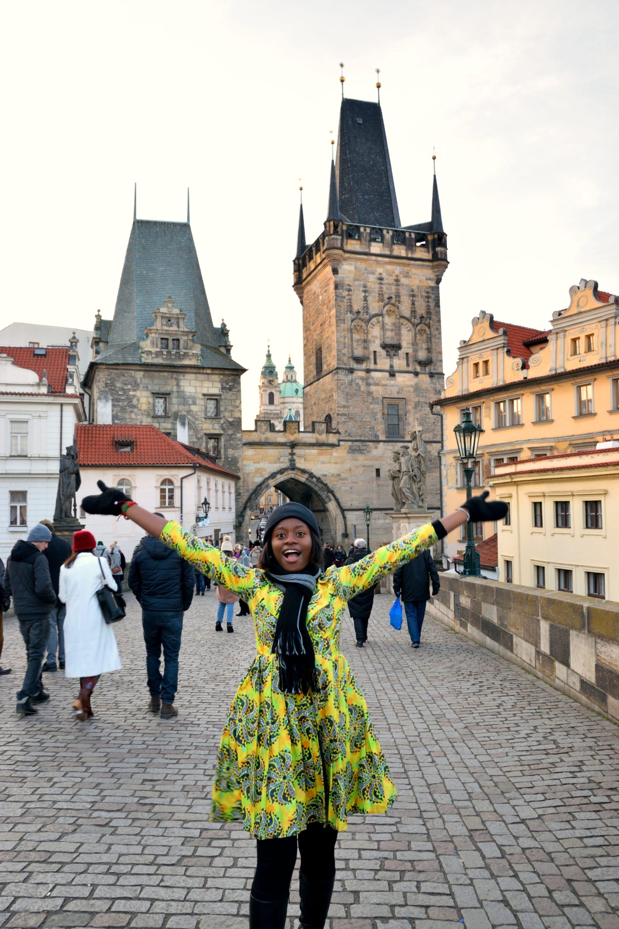 lifestyle blogger in Czech Republic
