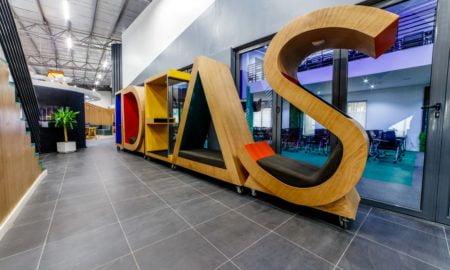 Google Developers Space in Lagos, Nigeria