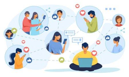 benefits of online communities