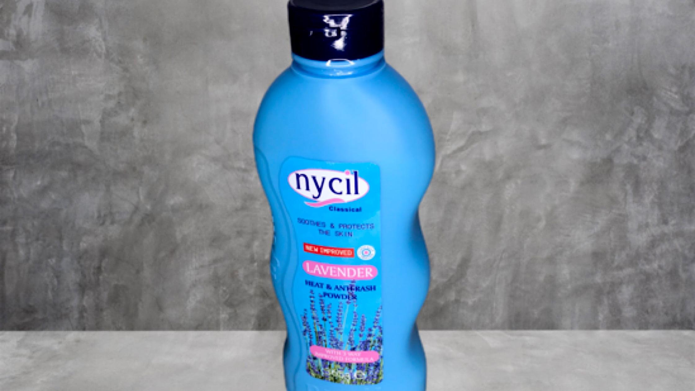 Nycil baby powder