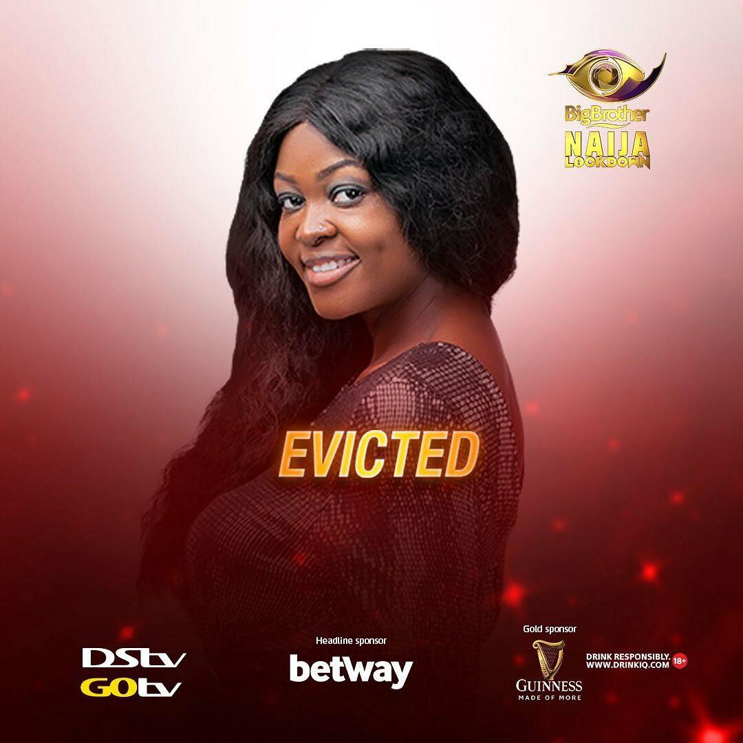 Ka3na of Big Brother Naija evicted