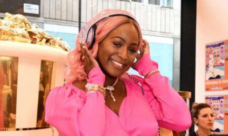 DJ Cuppy at YouTube Music Week Nigeria