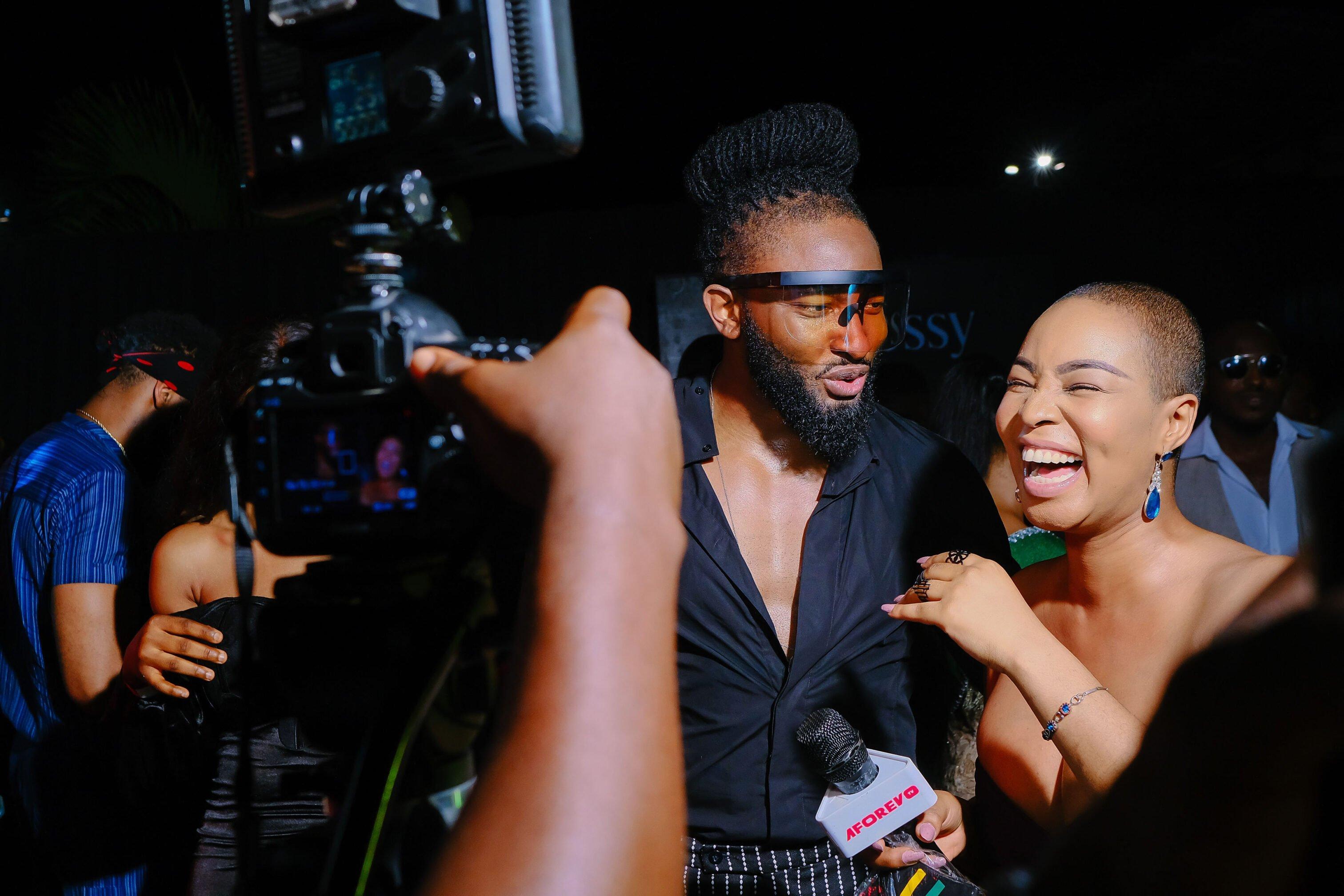 uti nwachukwu at the premiere of Nneka the pretty serpent
