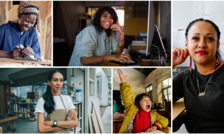 Google.org's open call on International Women's Day today, for applications for grant funding from its new global Impact Challenge (GIC) for Women and Girls