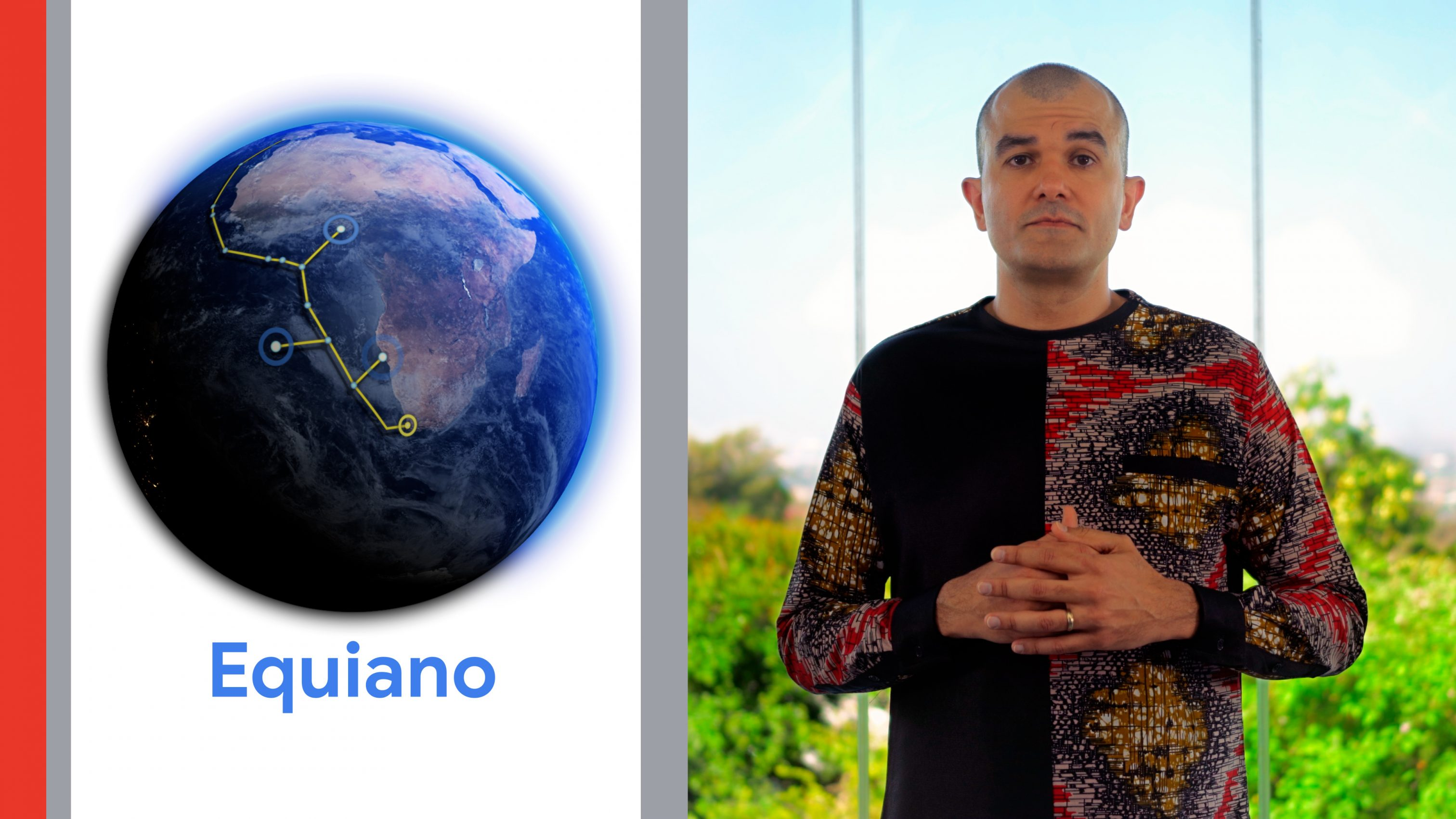 Nitin Gajria, Managing Director for Google in Africa